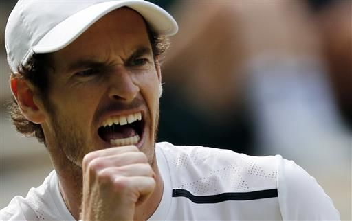 Britain Wimbledon Ten_Perr-29