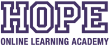 HOPE Online Learning Academy