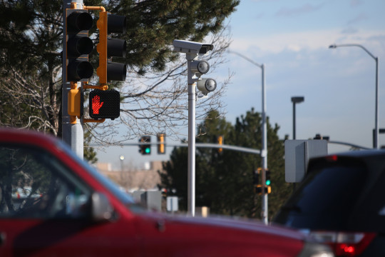 20160405-Red Light Camera-Aurora, Colorado