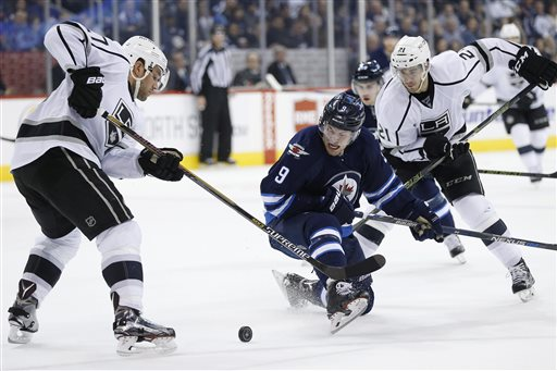 Winnipeg Jets vs Los Angeles Kings