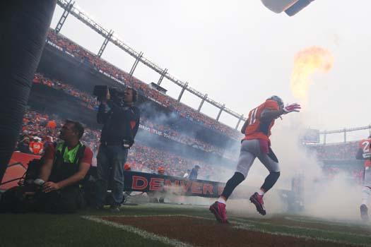 Denver Broncos Minnesota Vikings
