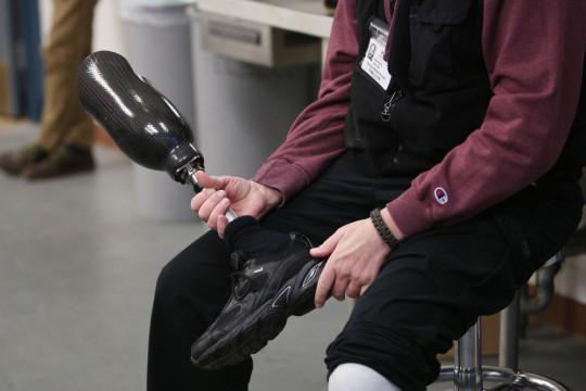 20160111-Prosthetics-Aurora, Colorado