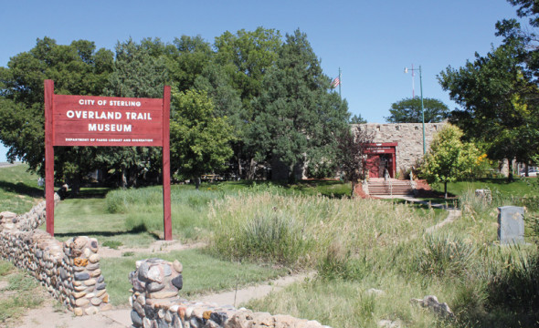 The Overland Trail Museum in Sterling. Photo by Jeffrey Beall