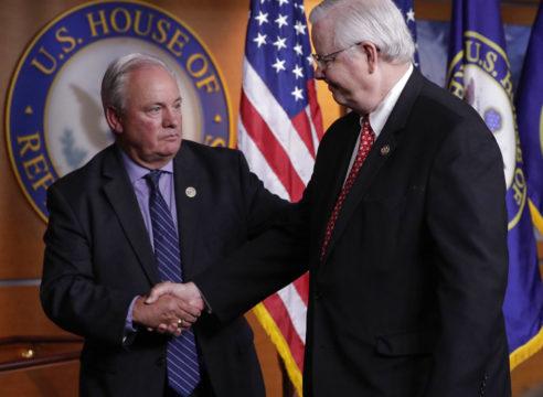 Gunman who shot Republican congressman had history of railing against GOP