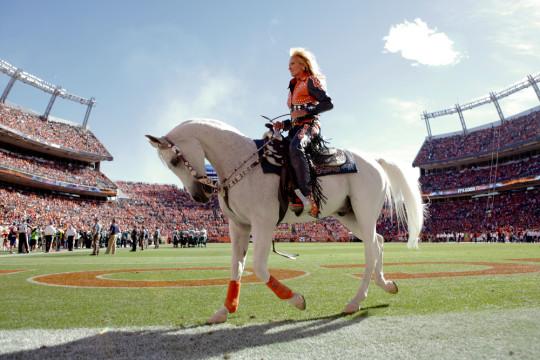 Denver Broncos-September 29, 2013