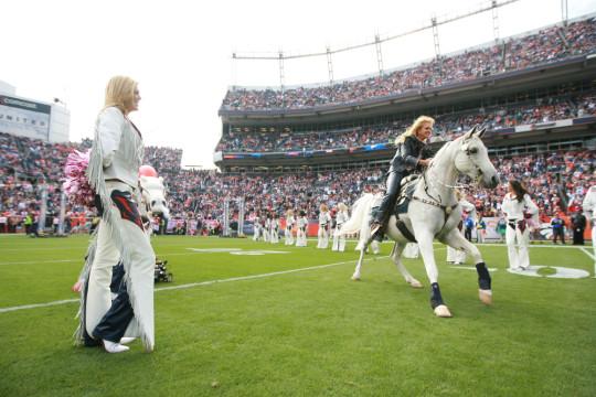 Dallas Cowboys at Denver Broncos October 4, 2009