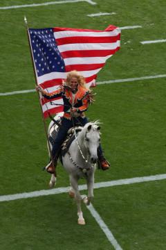 Cleveland Browns at Denver Broncos September 20, 2009