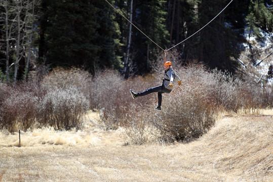 20150404-Ziplining-Conifer, Colorado