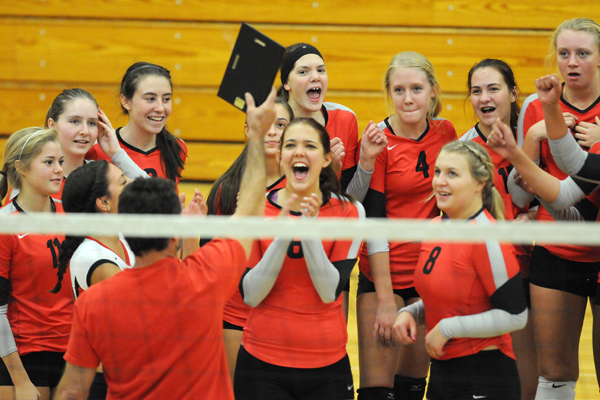 Eaglecrest Volleyball Invitational, 9.13.14