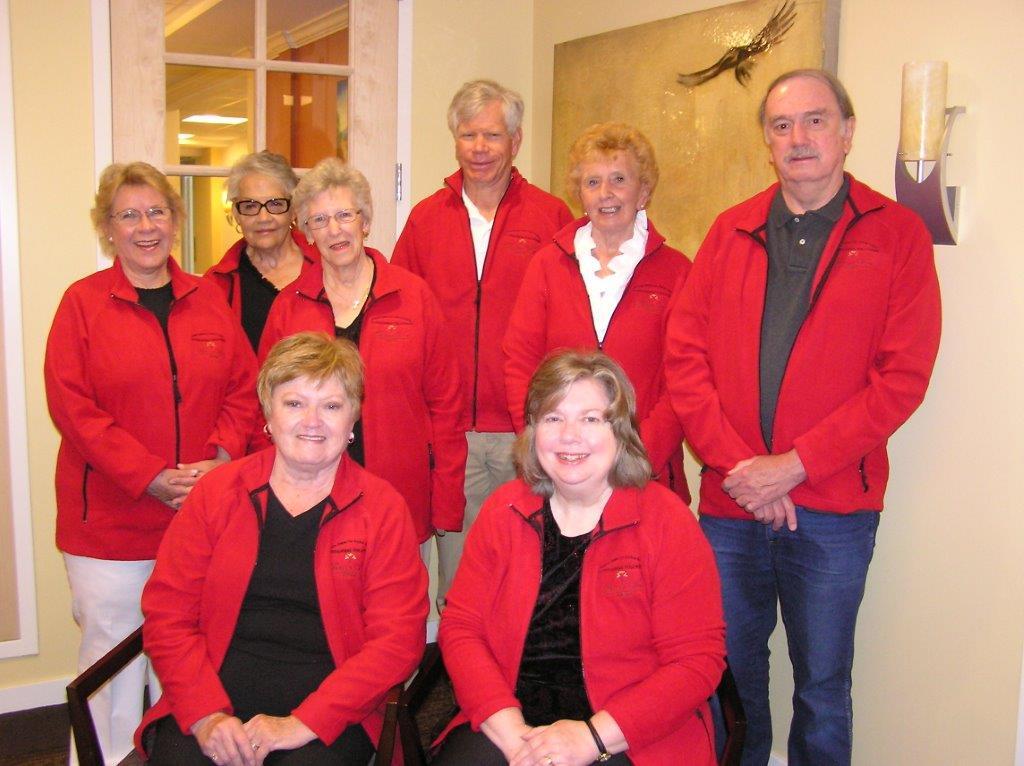 Outstanding Volunteers 2013-14