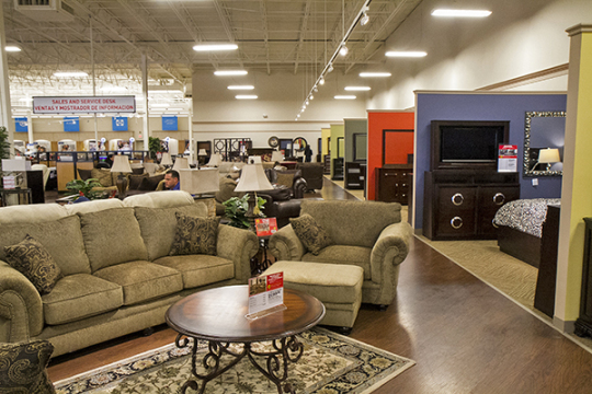 The newly opened Conn s Home Plus is located near East Alameda Avenue and  I 225 on April 28  The Aurora store is one of several new Colorado  locations for. Conn s moves to Aurora to expand their reach in tight furniture