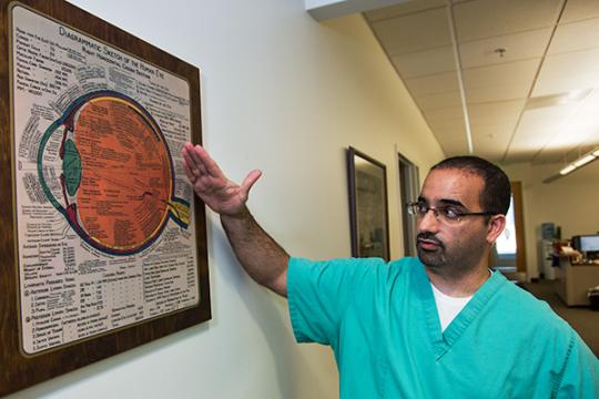Dr. Malik Kahook