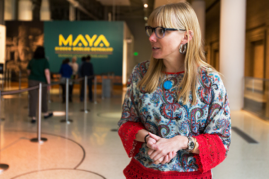 Maya: Hidden Worlds Revealed