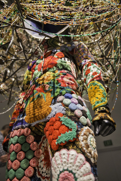 Nick Cave Exhibit