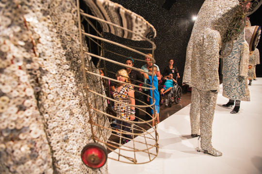 Nick Cave Exhibit