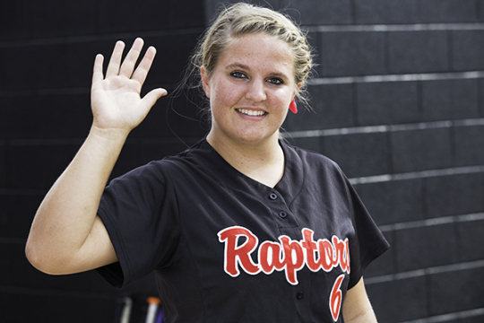 High Five: Eaglecrest's Taylor Kigerl-Hill
