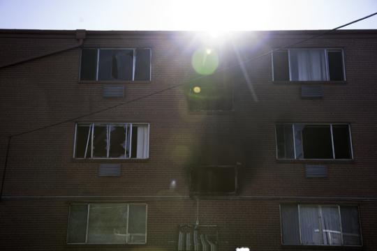 Aurora Apartment Fire