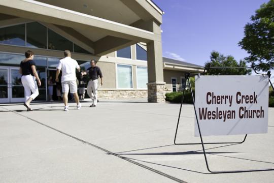 Cherry Creek Wesleyan Church
