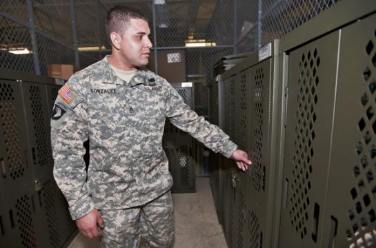 Staff Sgt. Manuel Gonzalez, PTSD