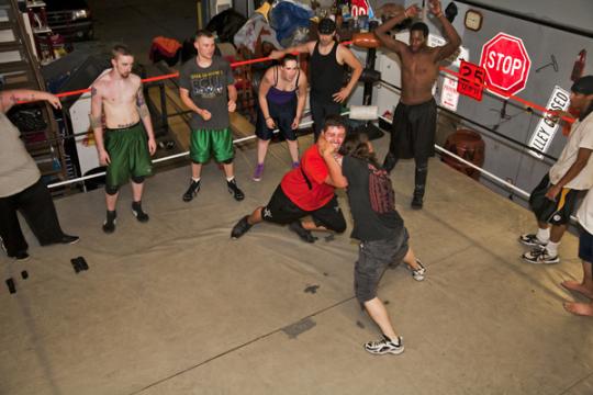 Primos Hardcore Wrestling