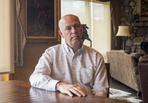 Montana lawmaker accused of assaulting reporter expected to plead guilty