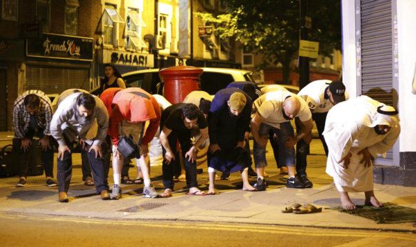 APTOPX Britain Pedestrians Struck