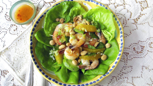 Food KitchenWise Shrimp Salad