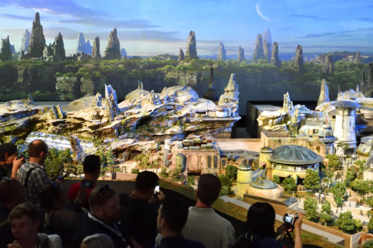 Star Wars Disney D23 Expo