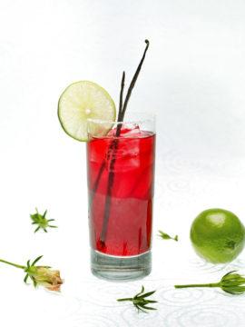 Food Culinary Institute Of America Hibiscus Margarita