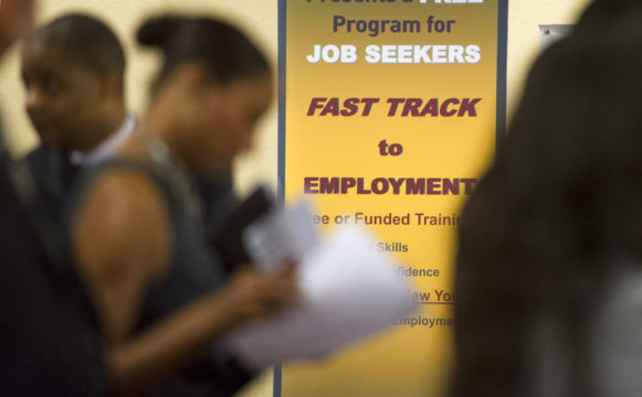 Jobless Claims Hit 6-Month Low, Manufacturing So-So