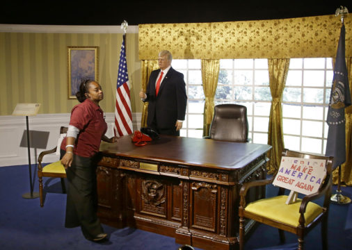 Nightmare at The Wax Museum