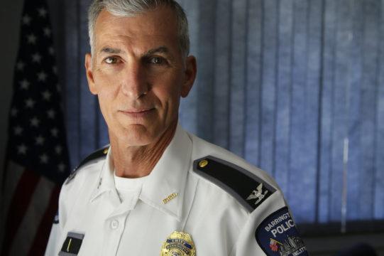 Police Chief Mediums