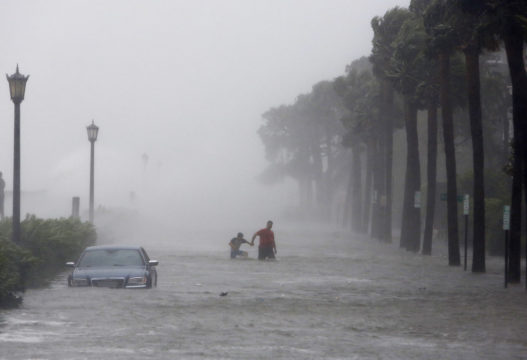APTOPIX Hurricane Irma South Carolina
