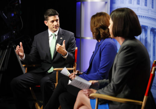 Ryan Won't Say Tax Plan Won't Raise Deficit