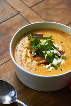 Food Deadline Cream Of Carrot Soup