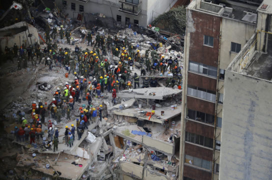 APTOPIX Mexico Earthquake Photo Gallery