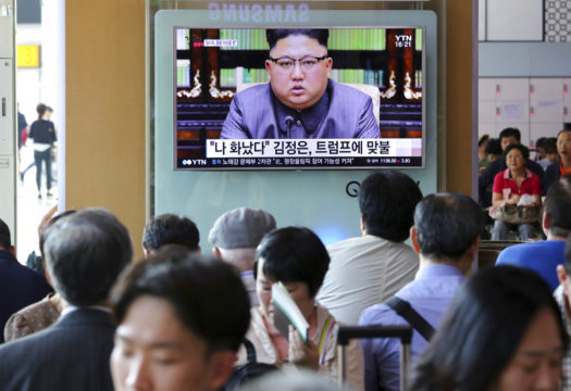 North Korea Calls Trump A 'Dotard' Amid Threat Of Hydrogen Bomb Test