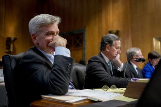 Bill Cassidy, Rick Santorum