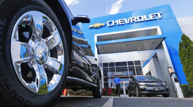 September 2017: General Motors Saw Highest Gains in 14 Months