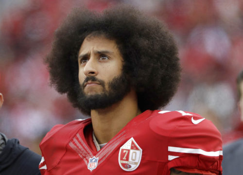 CBS clarifies statement on whether Colin Kaepernick would stand for national anthem