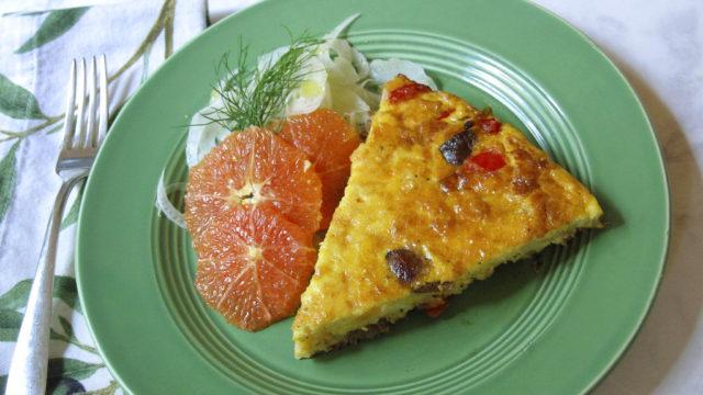 Food KitchenWise The Flexible Frittata