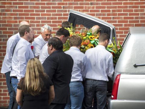 Las Vegas Shooting-Tennessee Funeral