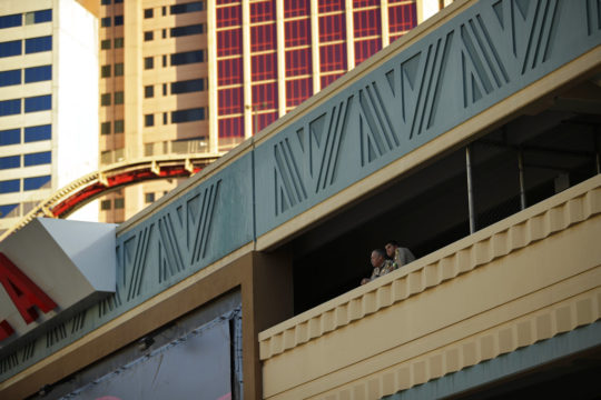 Las Vegas Shooting Tourism