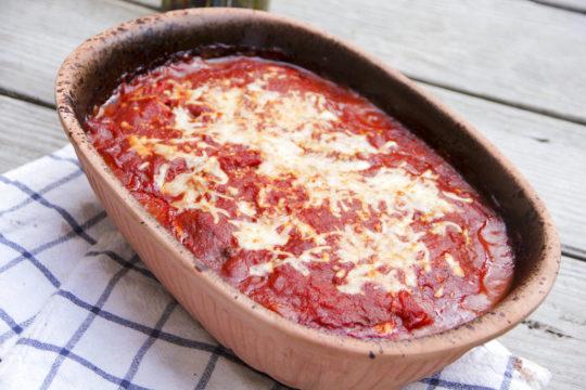 Food Healthy Parmesan