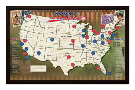 Holidays Gifts Personalized Maps