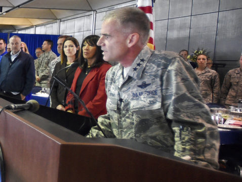 Air Force Racial Slurs a Hoax by Black Cadet, Academy Says