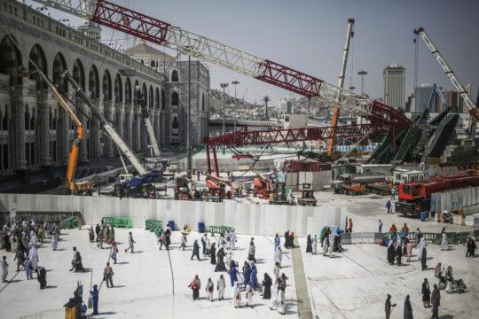 Saudi Binladin's Shattered Alliance