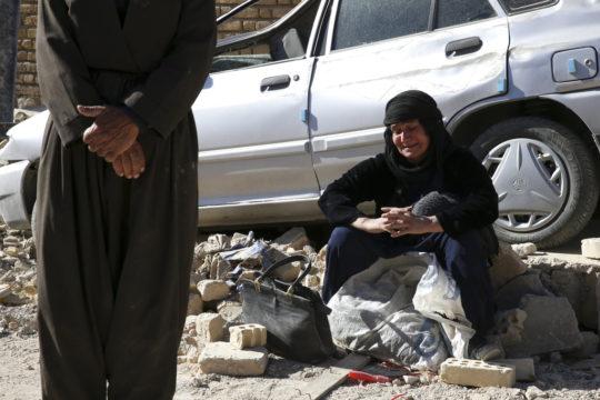 Iran Iraq Earthquake