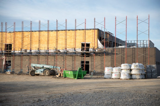 Construction of the new Mrachek Middle School, which is currently underway, is set to be finished by the summer of 2018, and to be open for the 2018-2019 school year. Several Aurora Public Schools are going through renovations and rebuilds throughout the