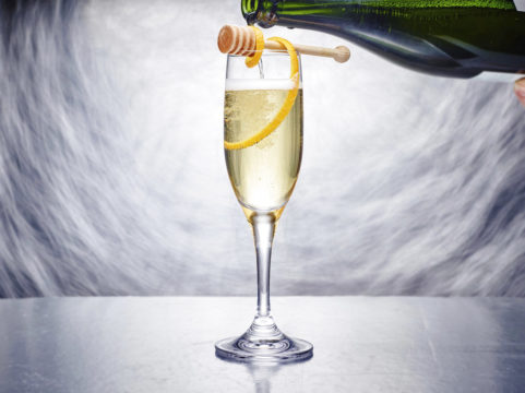 Food-Culinary Institute of America-New Year Cocktail